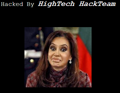 Website of Algerian Embassy in Argentina Hacked by HighTech Brazil HackTeam