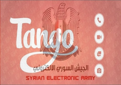 Mobile Messaging Service Tango Hacked by Syrian Electronic Army