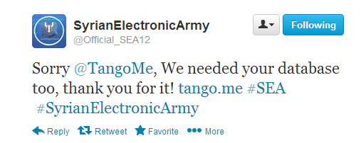 mobile-messaging-service-tango-hacked-by-syrian-electronic-army