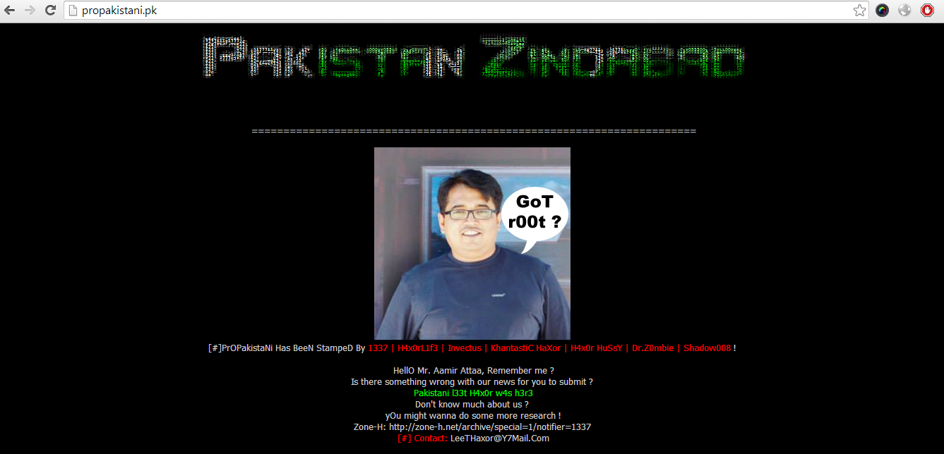 famous-online-it-news-website-propakistani-com-hacked-by-pakistani-hackers