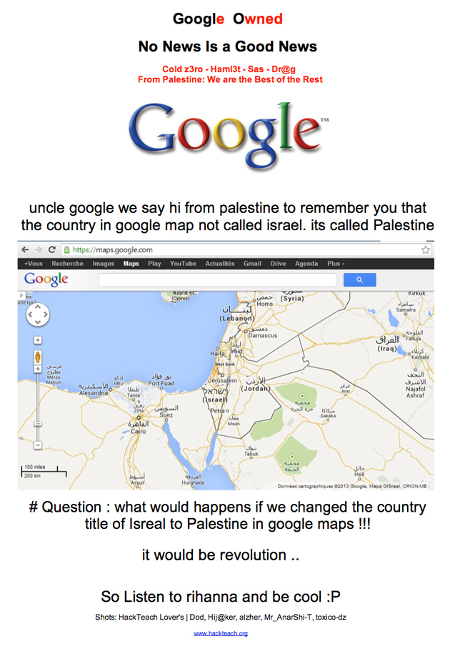 google-palestine-hacked-and-defaced-deface-message-says-its-palestine-not-israel