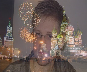 Snowden leaves airport after getting 1 year asylum in Russia