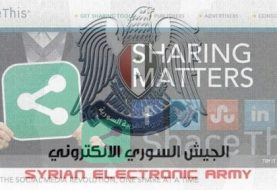 Syrian Electronic Army Hacks ShareThis.com GoDaddy Account, redirects it to their official website sea.sy