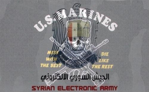 Syrain Electronic Army Hacks U.S. Marines website-2