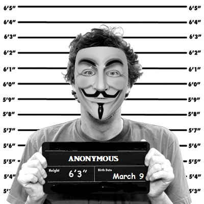 FBI may put Anonymous hacker behind bars for 440 years on 44 charges