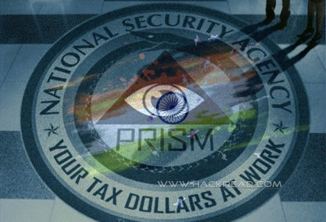 India Massively Spied By NSA, collected Highly Confidential Internet and Telephonic Data
