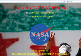 14 official NASA domains hacked by BMPoC, left with messages against NSA
