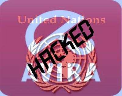 Official websites of Avira Anti-Virus Slovenia & United Nation Armenia hacked by Dr.SHA6H