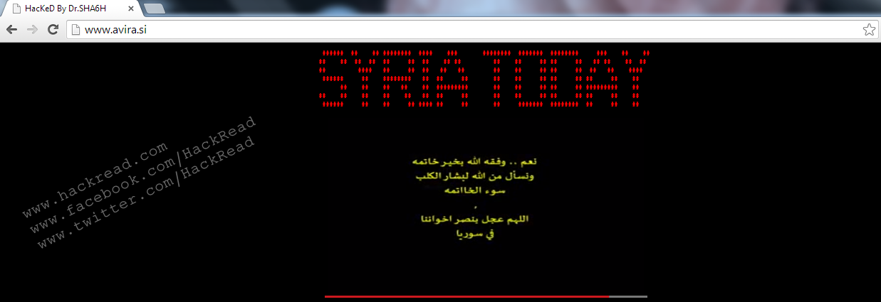 official-websites-of-avira-anti-virus-slovenia-united-nation-armenia-hacked-by-dr-sha6h