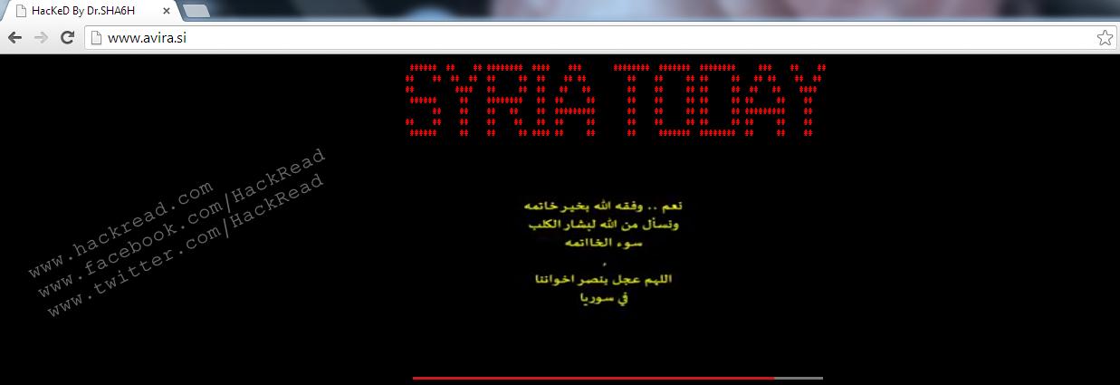 official-websites-of-avira-anti-virus-slovenia-united-nation-armenia-hacked-by-dr-sha6h