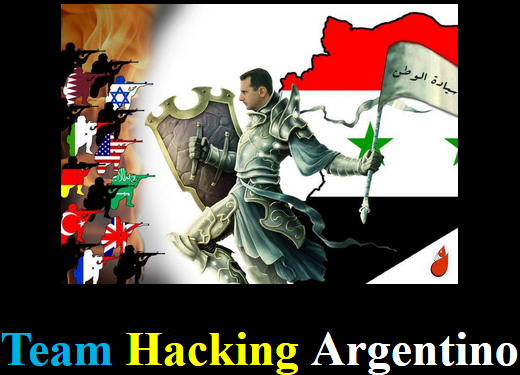 #OpFreeSyria: 40 Chinese Educational Websites Hacked by Team Hacking Argentino