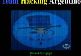 #OpFreeSyria: 443 Websites Hacked and Defaced by Team Hacker Argentino
