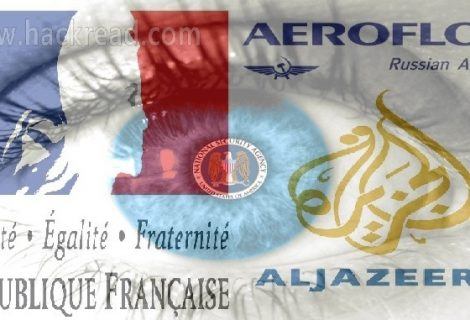 Snowden Leaks: NSA Hacked Al-Jazeera, French Foreign Ministry and Russian Airline