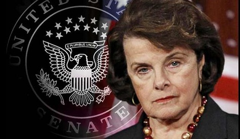 Bill Proposed by Sen. Feinstein would Incriminate Anyone Who Would Speak Against Courts and NSA's Spying