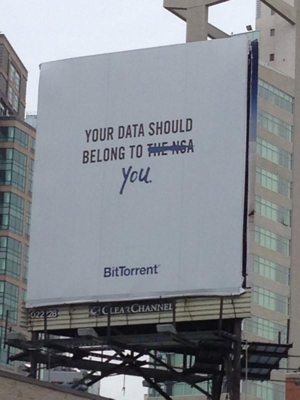 bittorrent-bashes-nsa-in-stunning-billboard-campaign