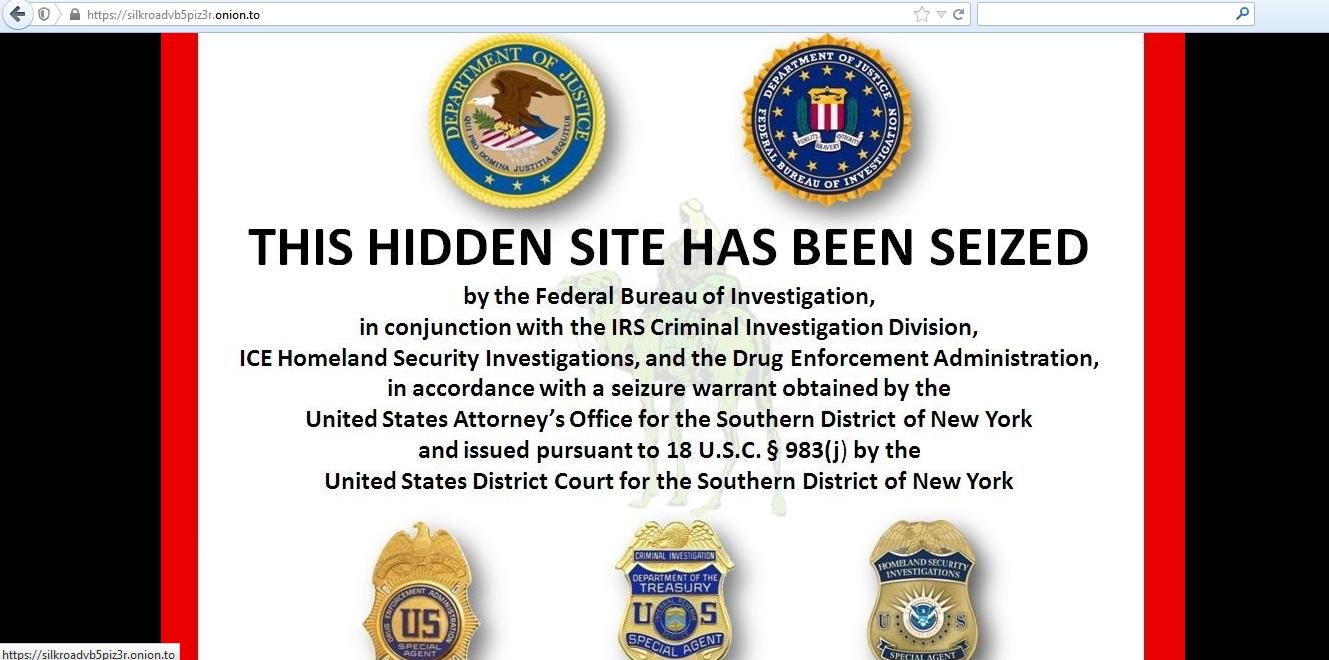 fbi-seizes-silk-road-black-market-domain-arrests-owner