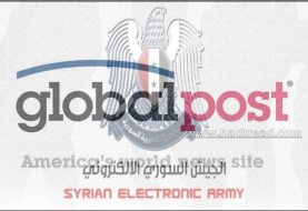 GlobalPost Twitter and Website Hacked by Syrian Electronic Army