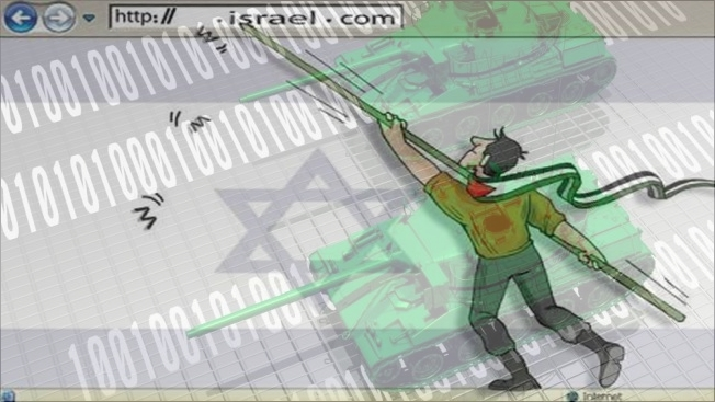 israeli-defense-contractor-ispra-website-hacked-by-anonghost