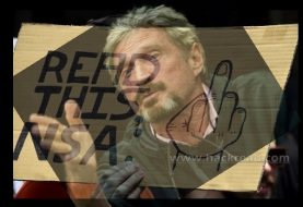 John McAfee: My New Gadget Will Defeat NSA and Protect Users Privacy