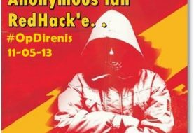 #OpDirenis: Anonymous and RedHack Join Hands for November 5 Protests in Turkey