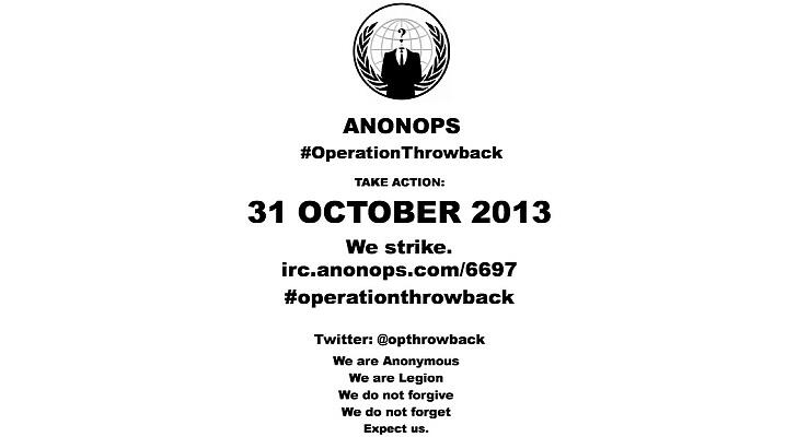 #OpThrowBack: Official Interpol Indonesia Website Taken Down by Anonymous