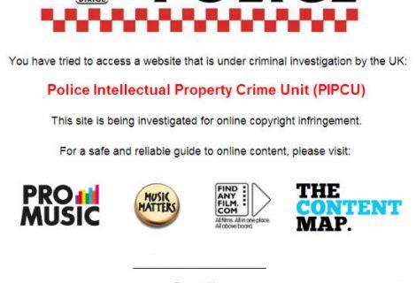 UK Police Orders Registrars to Shutdown Major Torrent Sites