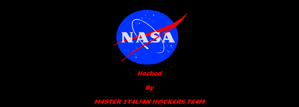 8-nasa-domains-hacked-and-defaced-by-master-italian-hackers-team