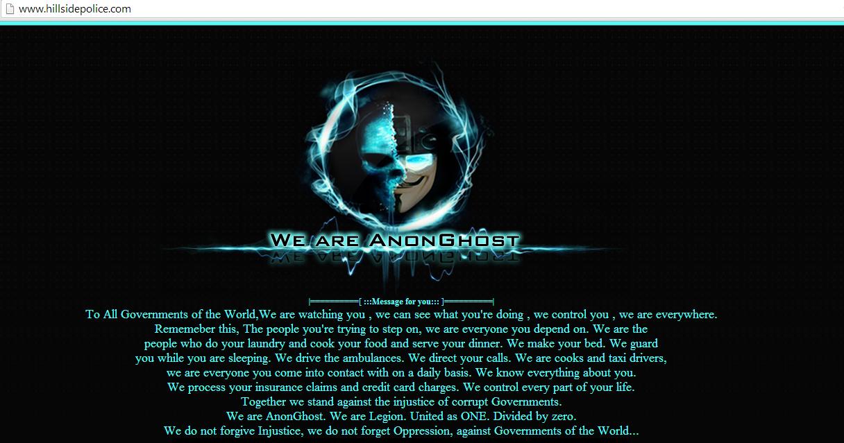 anonghost-hacks-hillside-police-department-website