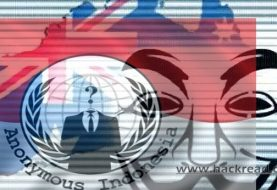 Anonymous splits and threatens to launch cyberwar as Indonesian hackers crushes down Australian Intelligence website