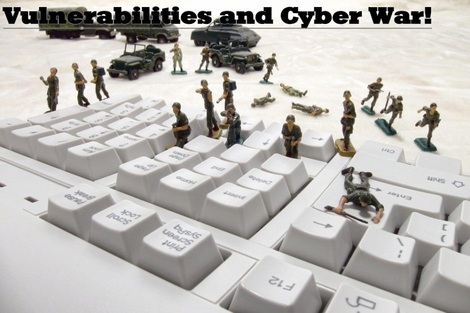 Security Expert Highlighting Links between Predominant Website Vulnerabilities and Cyber Warfare