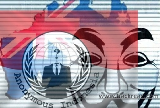 #OpNSA: Australian Federal Police and Reserve Bank websites taken down amid spying row with Indonesia