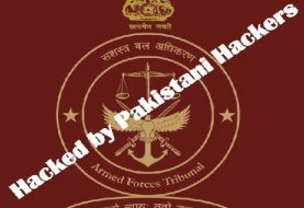 EXCLUSIVE: Pakistani hacker hacks and defaces official India's Armed Forces Tribunal Website