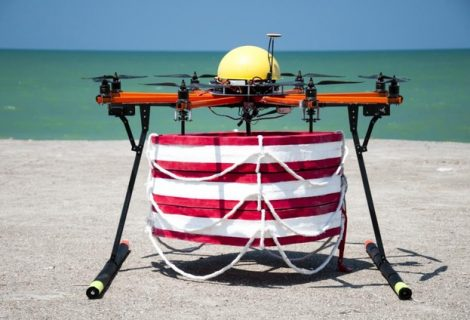 Iran Has Built a Drone That Actually Save Lives (With Video)
