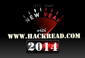 Happy New Year 2014 and Seasons Greetings from Team HackRead.com