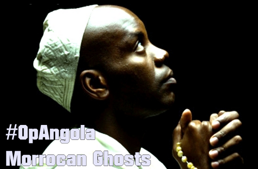 #OpAngola: Moroccan Ghosts hacks Embassy of Angola in Spain website against allegedly banning Islam