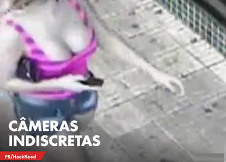 Security Guards in Brazil caught spying on women with low-cut dresses [Video Added]