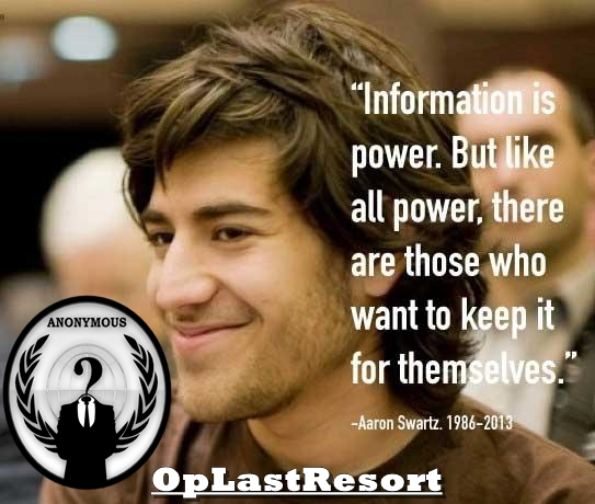 MIT Website Hacked by Anonymous to Mark First Death Anniversary of Aaron Swartz
