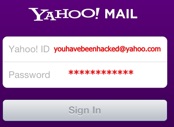 Yahoo! Mail hacked, passwords and user information stolen-3