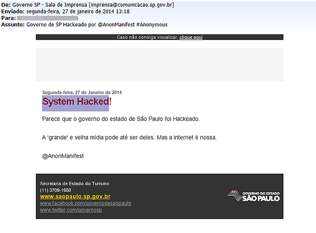 brazil-sao-paulo-state-government-email-hacked-by-anonymous