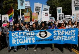 Academics around the world protest against mass surveillance