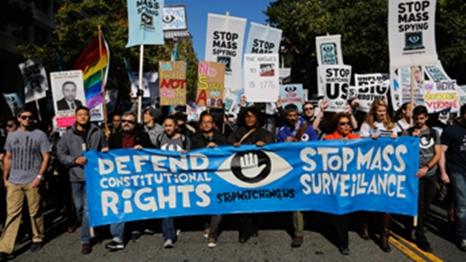 Academics around the world protest against mass surveillance