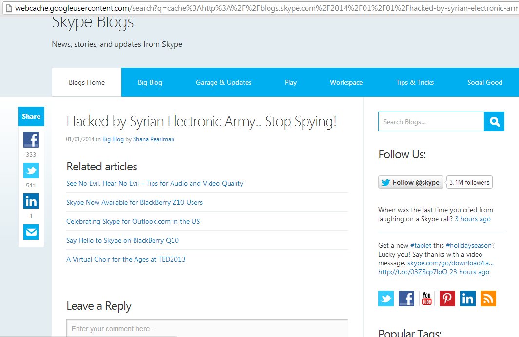 stop-spying-on-people-says-syrian-electronic-army-after-hacking-skypes-blog-facebook-and-twitter-account-2