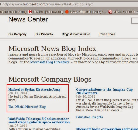 the-official-microsoft-blog-hacked-by-syrian-electronic-army