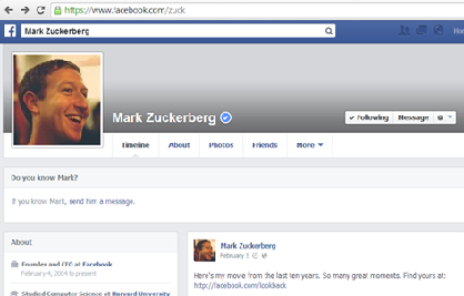 Egyptian hacker removes Mark Zuckerberg's Facebook Timeline Photo