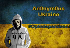 Anonymous Declares Cyberwar on Countries Found Disturbing Peace in Ukraine