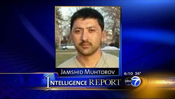 Jamshid Muhtorov's file photo