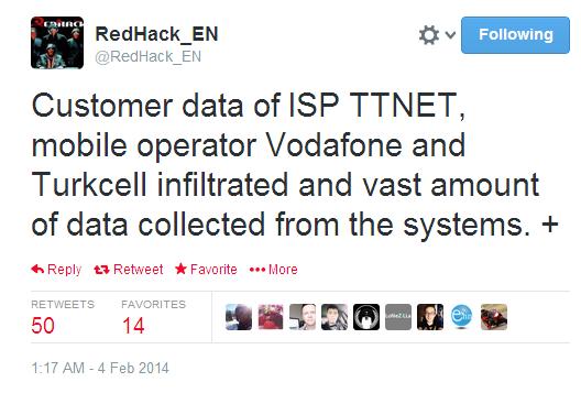 redhack-hacks-isp-ttnet-vodafone-and-turkcell-leaks-data-of-govt-officials-against-death-of-a-gezi-protester-2