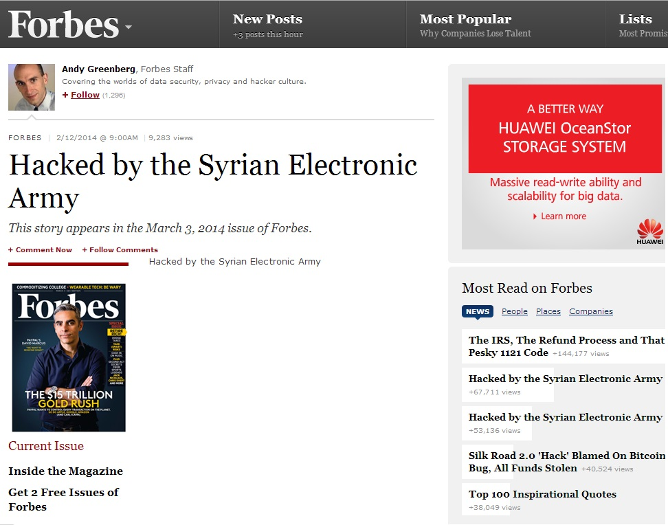 the-frobe-magzine-website-and-twitter-account-hacked-by-syrian-electronic-army