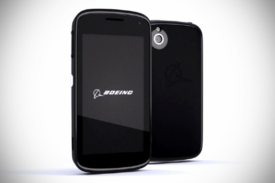 Boeing announce self-destructing black phone for government agencies-2