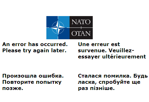 Powerful DDoS attack by Ukrainian hackers takes down NATO and its Cyber Defence Centre Server